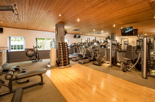 Fitness Gym, Beacon Hill Spa, Northumberland