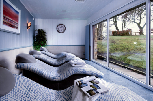 The Laconium, Beacon Hill Spa, Northumberland